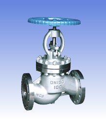 Carbon steel and SS globe valves